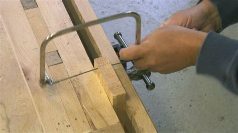 cut dovetail joints  hand youtube