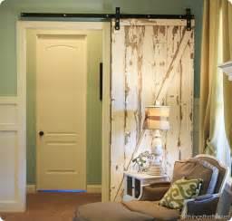 Barn Slider Doors The Flea All Things Thrifty And Sliding Barn Doors