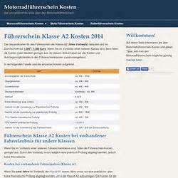 F Hrerschein Motorrad A2 Kosten by Roller Pearltrees