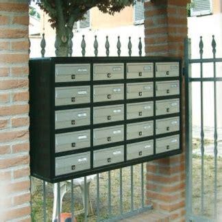 cassette delle lettere condominiali