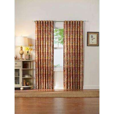 home decorators collection sheer sand rod pocket printed home decorators collection curtains drapes window