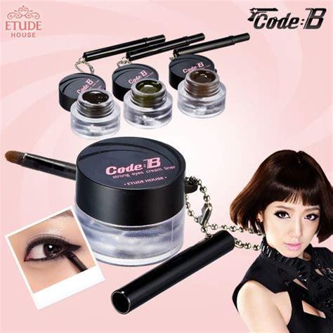 Eyeliner Gel Etude House etude house code b strong liner reviews photos