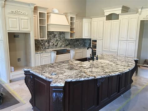 Granite Countertops Installation by Delicatus Yucton Granite Countertops Installation