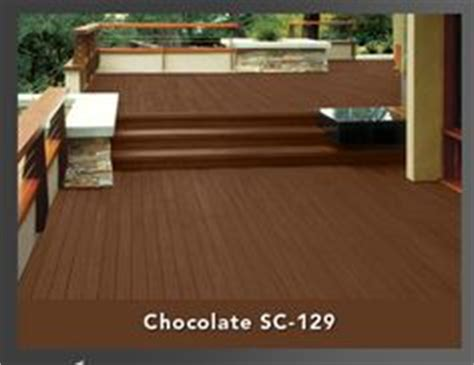 cabot deck stain  semi solid cordovan brown decks