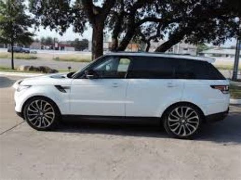 range rover autobiography rims 22 quot range rover autobiography wheels only auto parts in