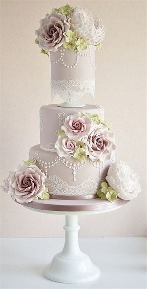 Vintage Wedding Cakes by 2014 Wedding Cake Trends 5 Vintage Wedding Cakes Bridal