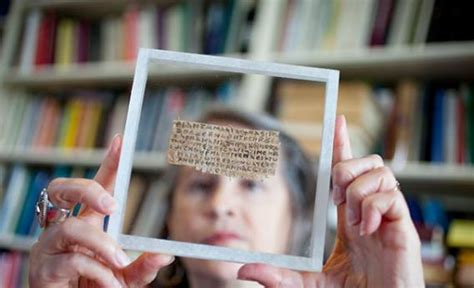 proof jesus was married found on ancient papyrus that evidence jesus was married found in an early christian text