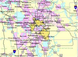 central florida zip code map pin orlando zip codes image search results on