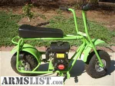 doodle bug mini bike on sale armslist for sale doodlebug mini bike