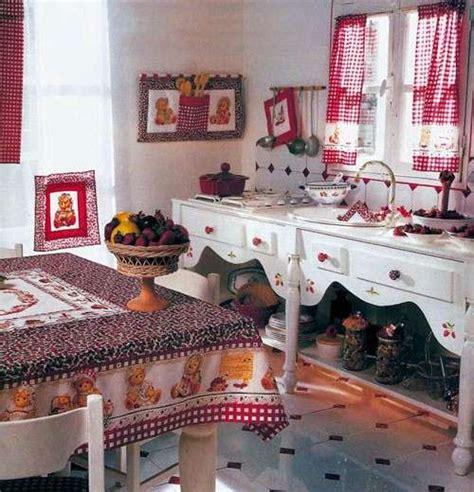 accessori cucina country cucito country idee per la cucina foto pourfemme