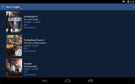 free tv for android mobile tv guide mobile free android app the