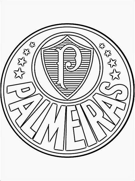 Palmeiras Futebol Clube | Desenhos para colorir