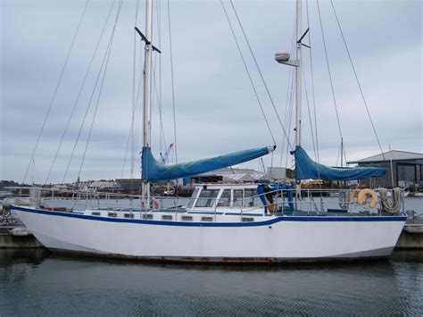 used boat for sale mauritius 1987 bruce roberts mauritius 43 sail new and used boats