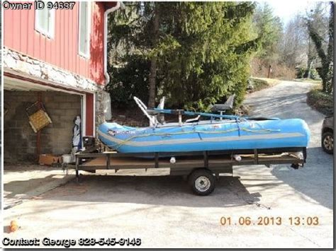 inflatable boats for sale by owner 2008 star inflatable pontooncats