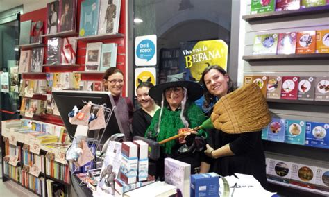 libreria mondadori varese la befana alla libreria biblos mondadori di gallarate