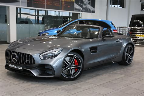 Mercedes Gt C Price by Used 2017 Mercedes Sl Amg Gt C For Sale In East