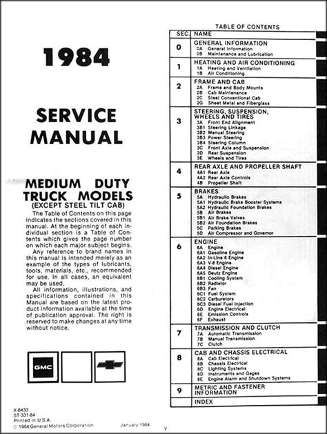 wiring diagrams for 1984 gmc truck 1984 chevy ac electric