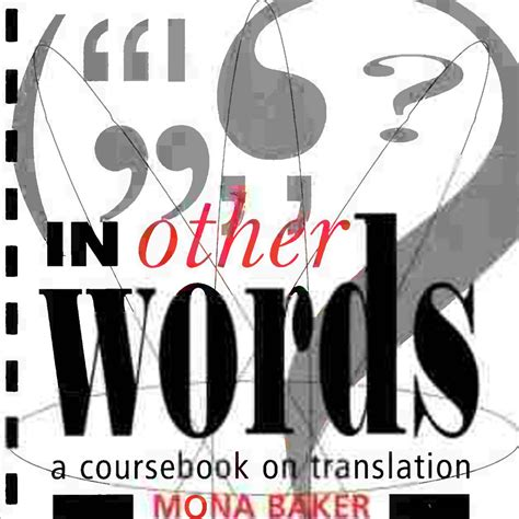 in other words in other words by mona baker pdf docdroid