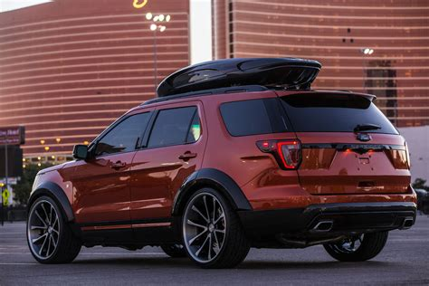 2015 ford explorer modifications 2015 cars by kris ford explorer sport rear