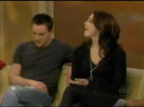 natalie dormer and jonathan rhys meyers jonathan rhys meyers on the view 3 20 08