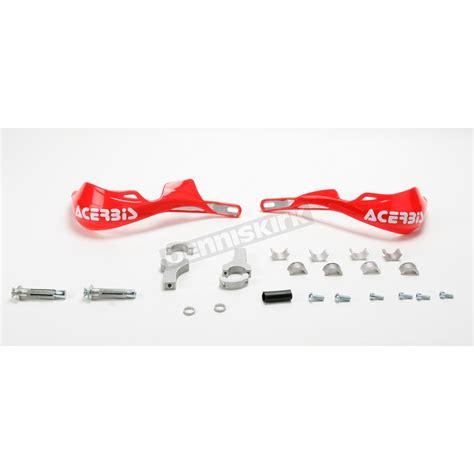 Handguard Acerbiz Rally Pro Import acerbis rally pro cr handguards 2142000227 atv dirt