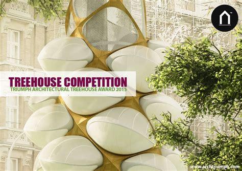 design competition in 2015 triumph architectural treehouse award 2015 e architect