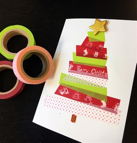Weihnachtsmotive Zum Basteln by Weihnachtskarten Selber Basteln Geschenkidee Ch