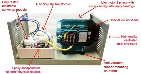 convert 3 phase motor to single phase with capacitors 28