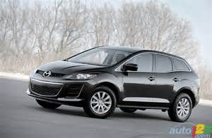 new cars update mazda cx7 2010 black