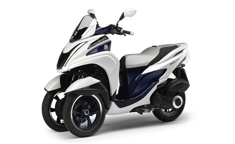 Yamaha Tricity Leans Into The Future Philippine Car News