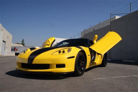 corvette doors corvette zlr doors corvette lambo door conversion kit