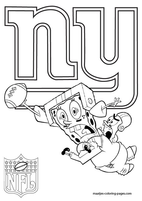nfl giants coloring pages giants coloring pages coloring pages
