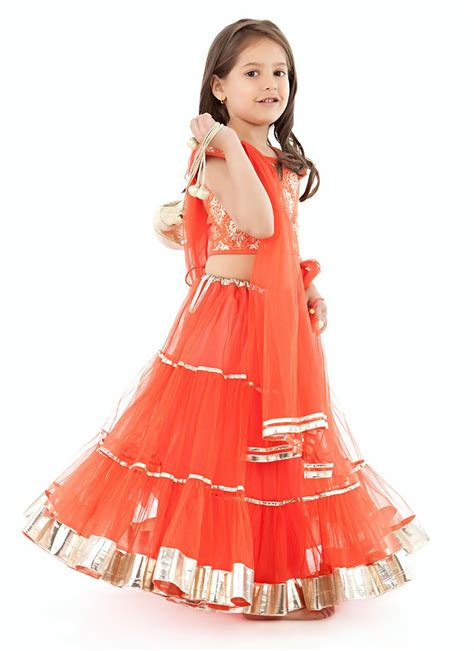Kids Dress Desing | kidology designer kidswear dresses indian designer