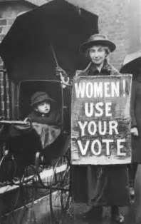 Passed granting women in the united states the right to vote yesterday