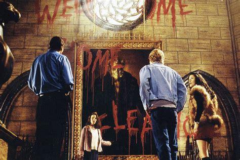 owen wilson catherine zeta jones the haunting 1999