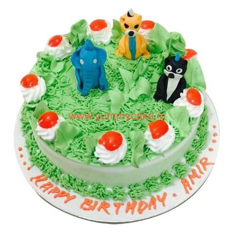 jungle bolo order jungle cake jungle birthday cake yummycake