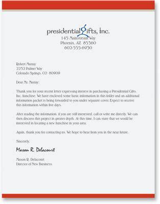 Letterhead Cover Letter President Letterhead Papers Paperdirect