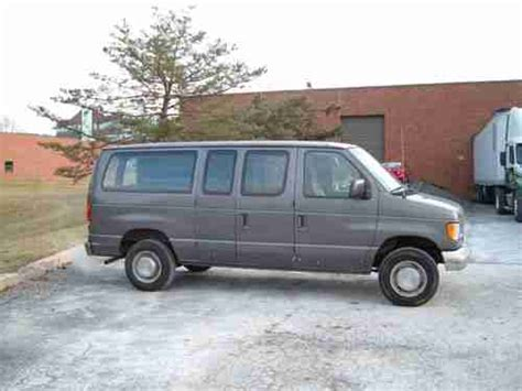 transmission control 1994 ford econoline e250 on board diagnostic system sell used 1994 ford e 250 econoline work van in exton pennsylvania united states