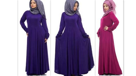 latest jubah design 2014 colored abayas the trendies