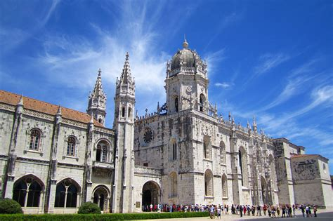 Gothic Style Home by Jeronimos Monastery Lisbon Portugal Kali Studio