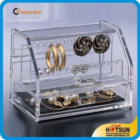 lade plexiglass acryl lades sieraden opbergdoos acryl producten led