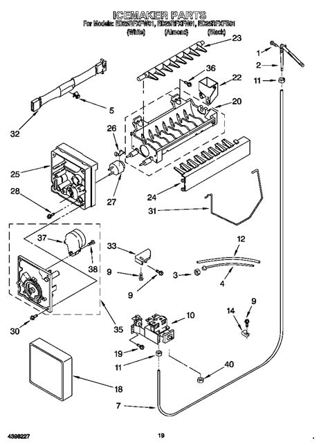 whirlpool maker parts diagram whirlpool maker wiring schematic wiring diagram with