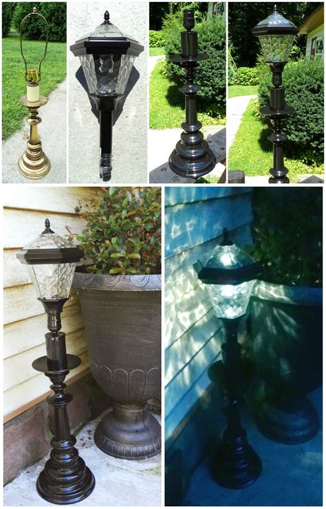 diy solar lights outdoor remodelaholic friday favorites diy solar ls and