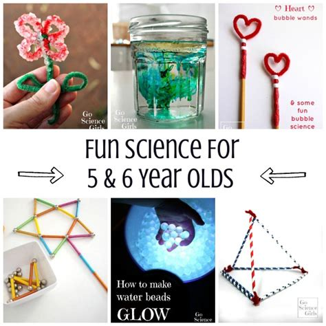 pattern games for 5 year olds 5 6 year olds go science girls