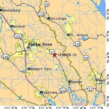 kenwood california ca population data races housing