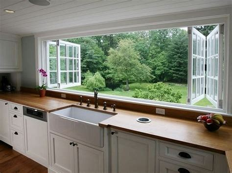 Kitchen Sink Window Ideas | some kitchen window ideas for your home