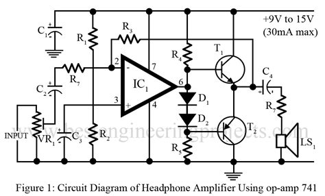 best headphone lifier headphone lifier schematic 5v get free image about