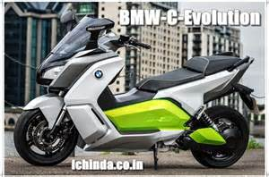 bmw c evolution e scooter will launch in u s by early 2014