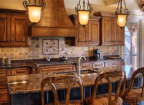 rustic kitchen backsplash ideas 30 rustic kitchen
