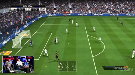Kaset Ps 4 Xv fifa 14 playstation 4 gameplay demo ign live